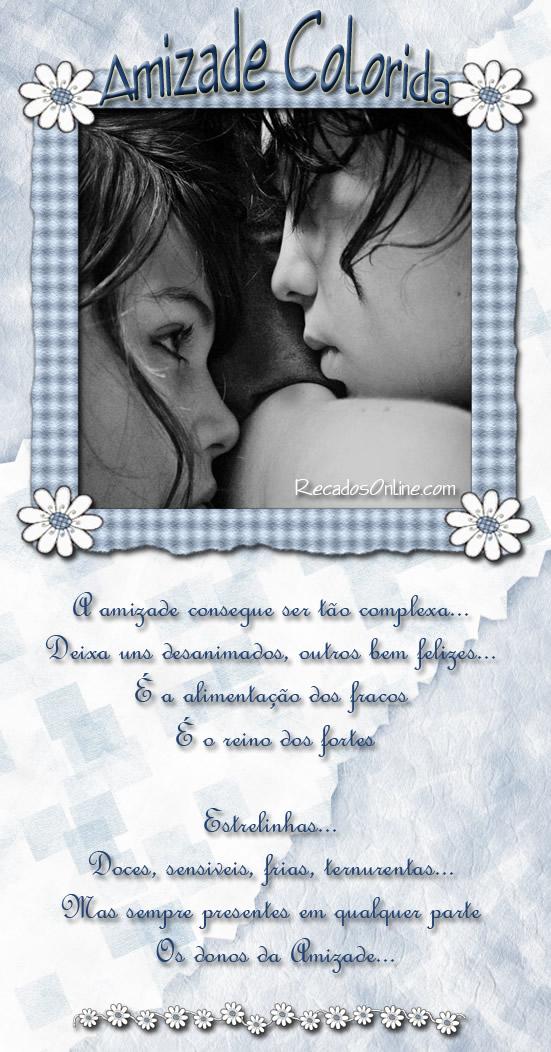 Amizade Colorida Imagem 7