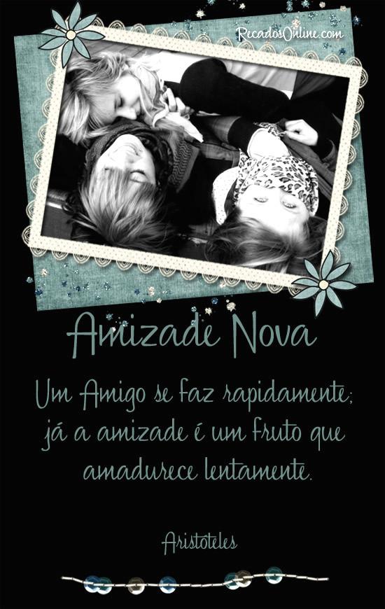 Nova Amizade Imagem 4