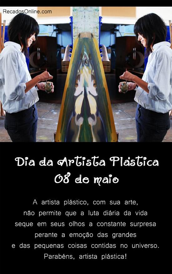 Dia do Artista Plástico...