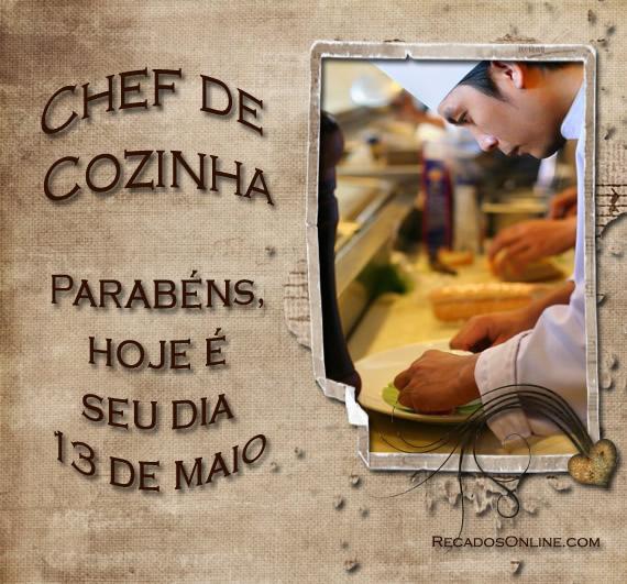 Dia do Chef de Cozinha Imagem 1