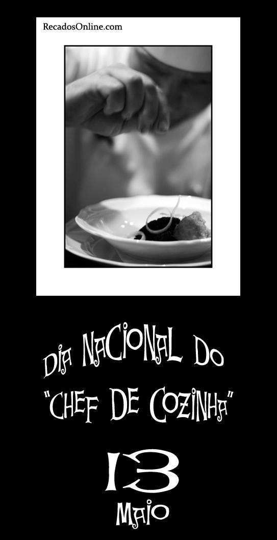 Dia do Chef de Cozinha Imagem 9