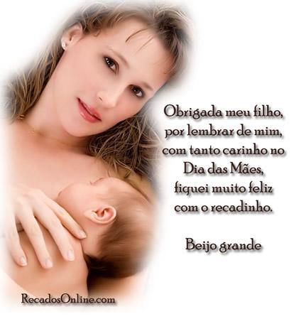 Agradecimento Mãe Imagem