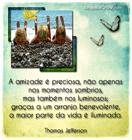 Amizade Sincera Imagem 2