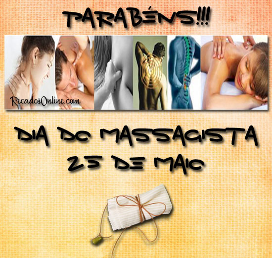 Dia do Massagista imagem 1