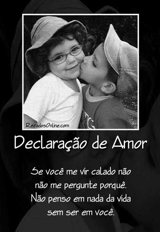 Declaração de Amor Imagem 5