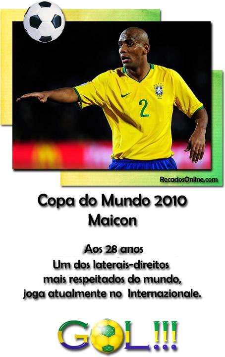 Seleção Brasileira Copa 2010 Imagem 2