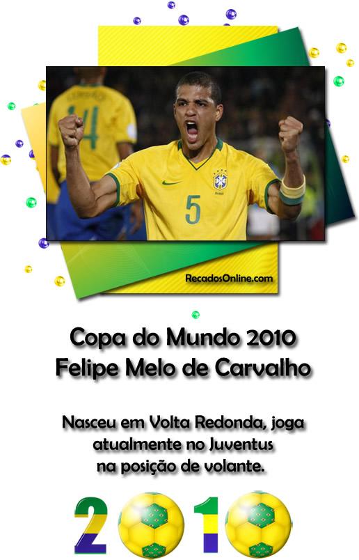 Seleção Brasileira Copa 2010 Imagem 6