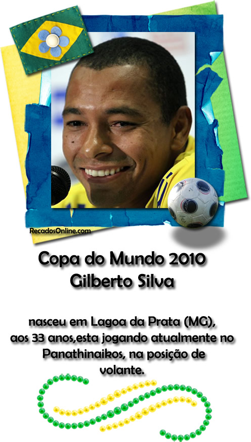 Seleção Brasileira Copa 2010 Imagem 7