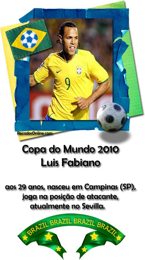Seleção Brasileira Copa 2010 Imagem 8