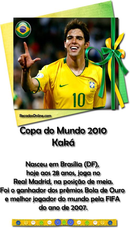 Seleção Brasileira Copa 2010 Imagem 9