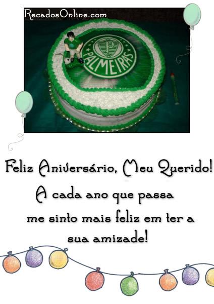 Palmeiras feliz...