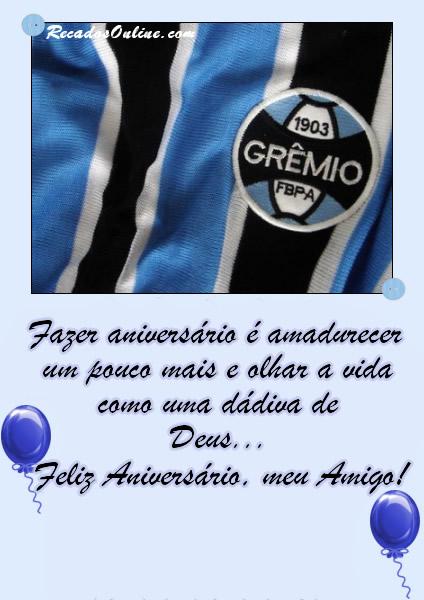 Grêmio Fazer...