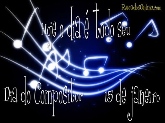 Dia do Compositor imagem 3