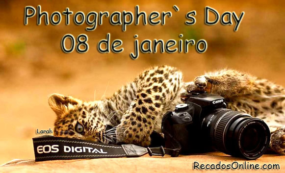 Photographer's Day - 08 de...