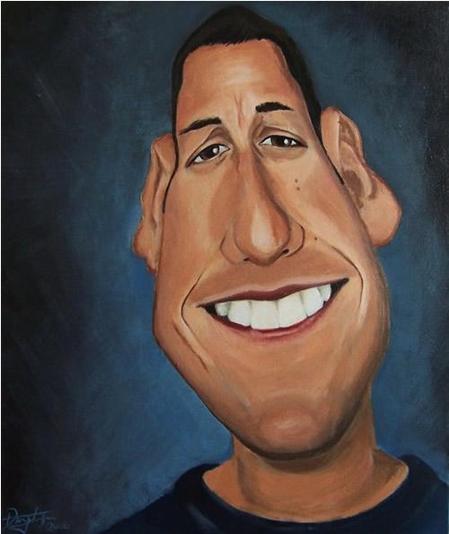 Caricaturas imagem 9