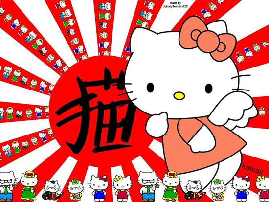 Hello Kitty Imagem 1