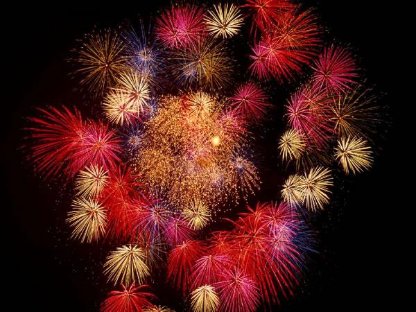 Fogos de Artifício Imagem 1