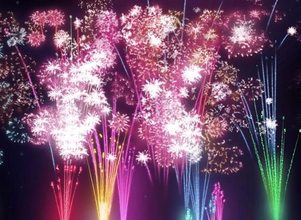 Fogos de Artifício Imagem 9