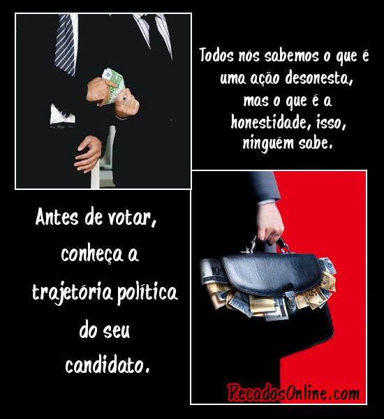 Antes de votar, conheça...