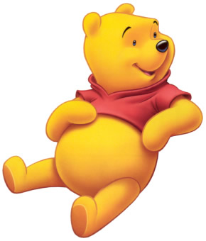 Ursinho-pooh imagem 8