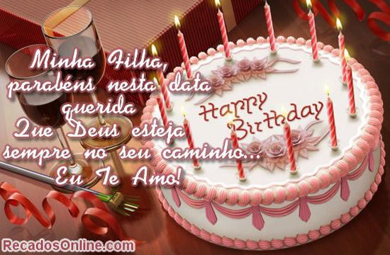 Feliz Aniversário Filha Imagem 7