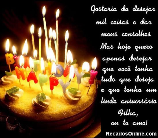 Feliz Aniversário Filha Imagem 10