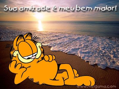 Garfield Imagem 2