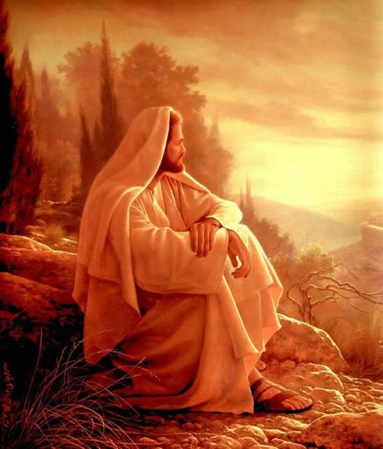 Recado Para Orkut - Imagens de Cristo: 4