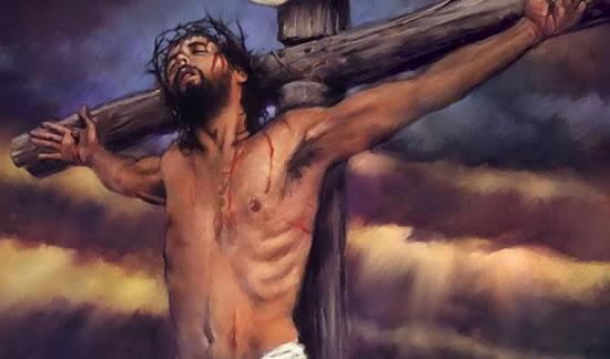 Recado de Imagens de Cristo