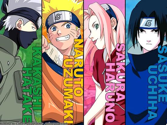 recados para orkut Do Naruto