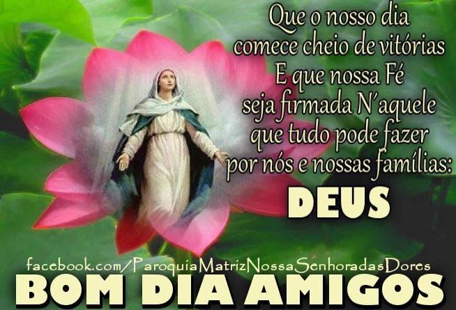 Frases De Bom Dia Para Amiga: Imagens E Mensagens Para Facebook