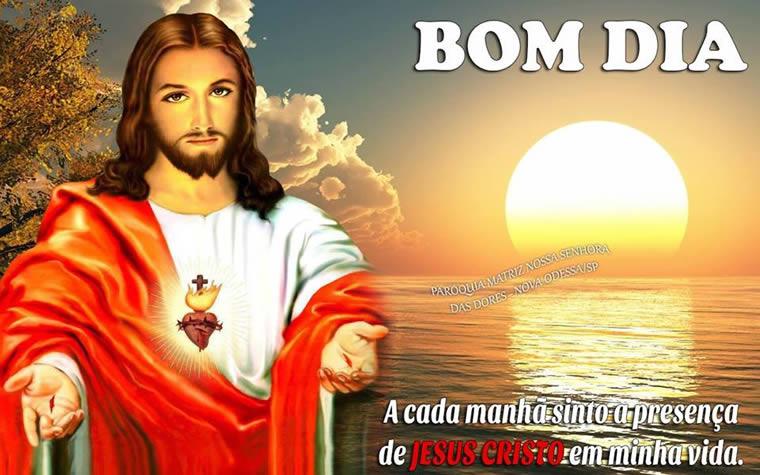 Bom Dia Religioso Imagem 2