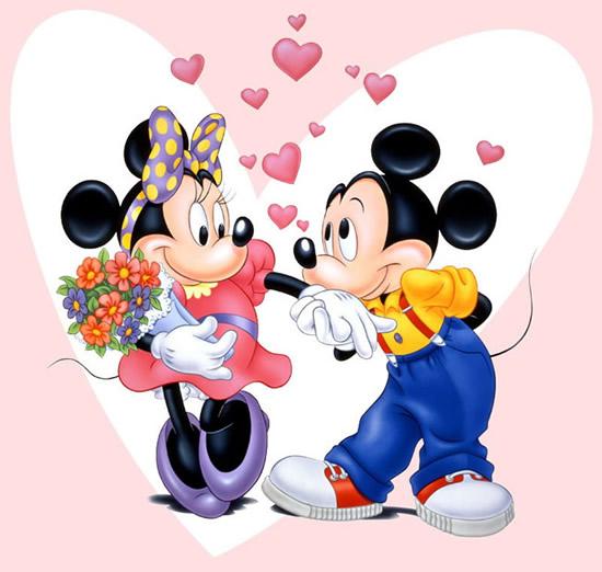 Mickey e Minnie imagem 4