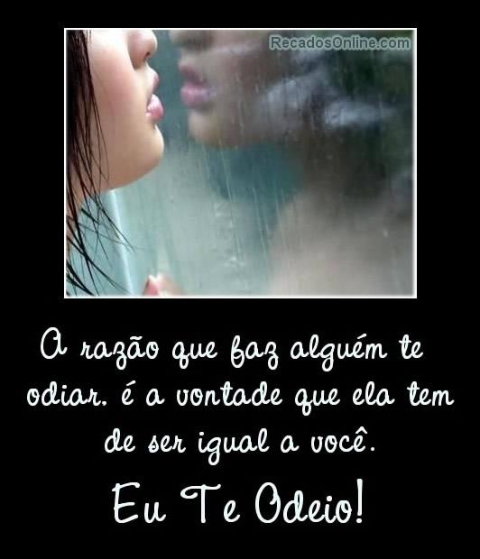 Te Odeio Imagem 4