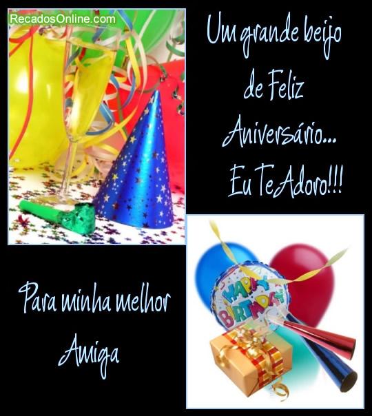 Aniversário de Amiga Imagem 4