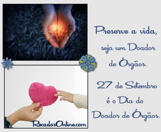 Dia do Doador de Órgãos imagem 4