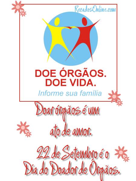 Dia do Doador de Órgãos imagem 1