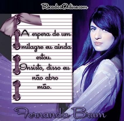 Fernanda Brum Imagem 1