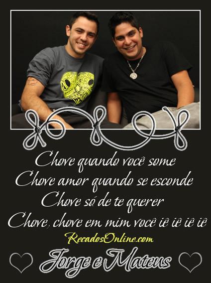 Jorge e Mateus Imagem 6