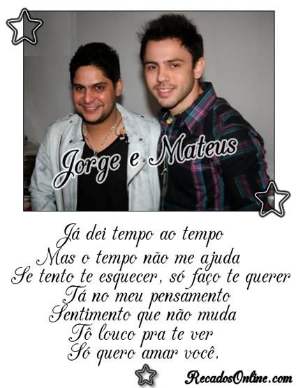 Jorge e Mateus Imagem 8