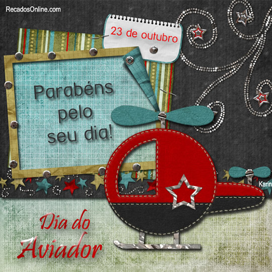 Dia do Aviador - 23 de...