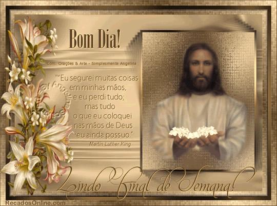 Bom Dia Religioso: Imagens E Mensagens Para