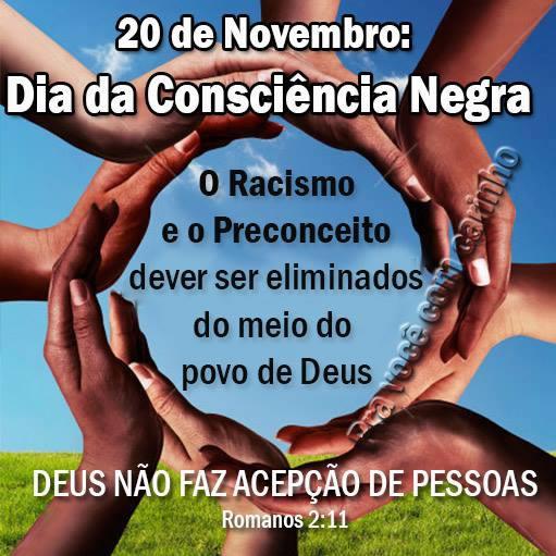 Dia da Consciência Negra Imagem 1