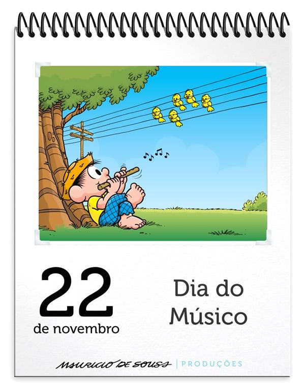 Dia do Músico - 22 de Novembro