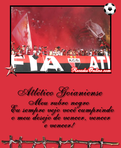Atlético Goianiense Meu...