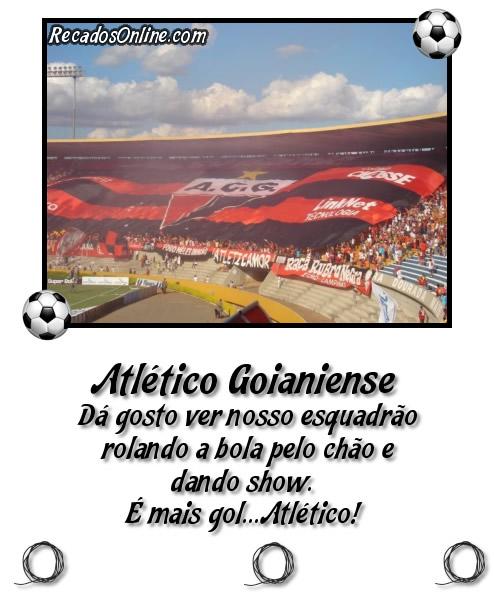 Atlético Goianiense...