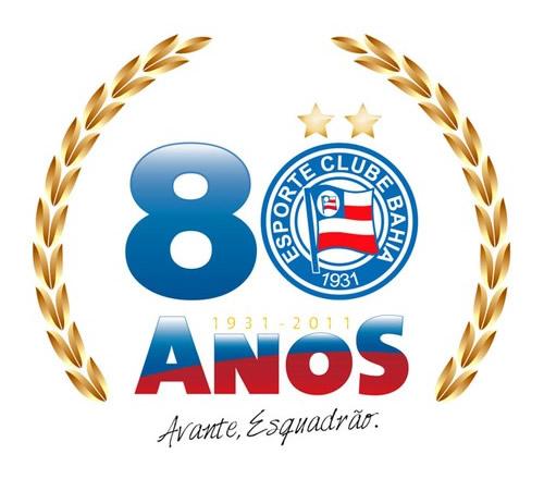 Esporte Clube Bahia 80 Anos