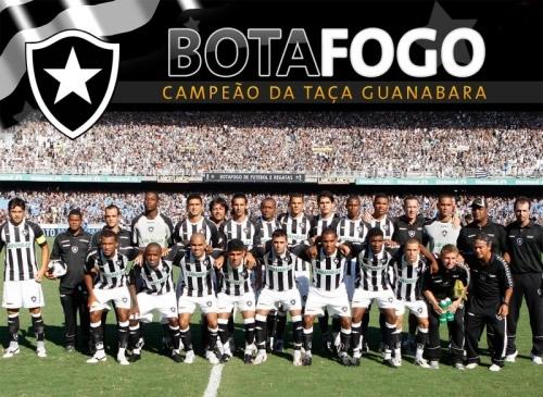 Botafogo Campeão da Taça Guanabara