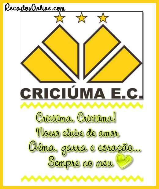 Criciúma...