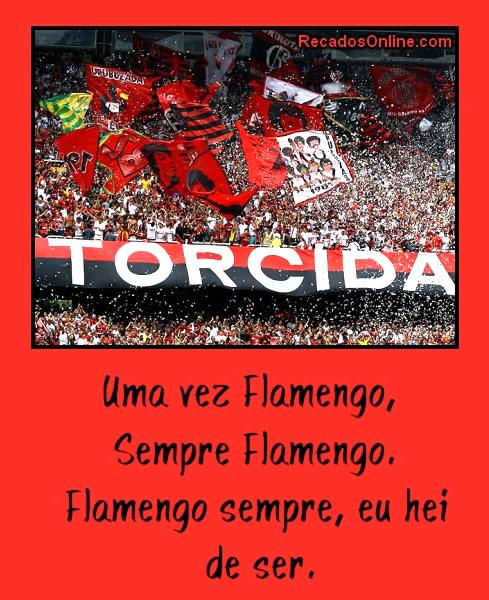 Recado Para Orkut - Flamengo: 3